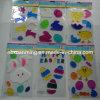De Stickers van het Gel van het Venster van Pasen TPR