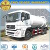Dongfeng 18000 L 진공 하수 오물 흡입 트럭 가격