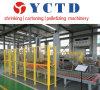 Palletizer automático certificado CE para el conjunto del cartón