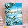 Huile sur toile DIY d'huile par des numéros de peinture sur toile
