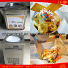 Thai Fry Ice Cream Roll Making Fried Ice Machine