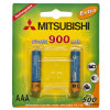 Mitsubishi Ni-MH AAA900mAh Rechargeable Battery 1.2V