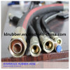 철사 Reinforced 또는 Fiber Braided Rubber Hose Assembly