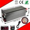 3000W DC Inversor CA de 12Vdc ou 24VDC 48VDC para 110VCA ou 220VCA onda senoidal pura inversor com carga de CA