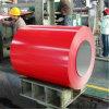 建築材料0.14-0.8mmはカラーによって塗られた電流を通された鋼鉄コイルをPrepainted