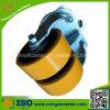 HochleistungsIndustrial Swivel Caster mit Polyurethane Twin Wheels