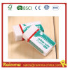 PVC Eco-Friendly Clear Eraser pour School