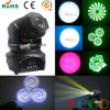 Новое Mini 75W СИД Spot Gobo Moving Head Stage Light