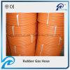 Flexible de gaz GPL en couleur orange