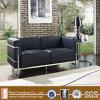 Sofá de couro moderno do projeto LC3 (LC, grandioso)