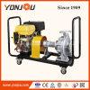 De Diesel Thermische CentrifugaalPomp Met motor op hoge temperatuur van de Olie