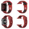 Nuovo cinturino su ordinazione del silicone di sport per la fascia di Iwatch 42/38mm Repalcement della vigilanza del Apple