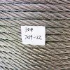 1/4  di corda dell'acciaio inossidabile 7X19 di Diamater 304