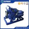 Sdec 엔진을%s 가진 93.75kVA 75kw 바다 유형 디젤 엔진 다이너모