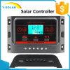 regolatore solare della carica di 30A 12V/24V con la funzione di memoria di Potere-fuori Ysn-30A