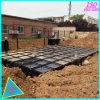 Tank van het Water Bdf van het roestvrij staal en van de Buitenkant de Hete Gegalvaniseerde Ondergrondse