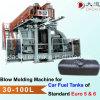 Máquina de molde do sopro da extrusão para os tanques do carro 60L
