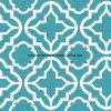100%Poliéster Paper-Cut&dispersar pigmento de la tela impresa para el conjunto de ropa de cama