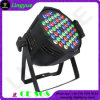 DMX Stage Disco de DJ 54X3w RGBW PAR LED