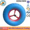 PU Foam Material (16*4.00-8)를 가진 Solid 다채로운 PU Wheel