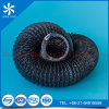 Schwarze Combi-Alu/PVC flexible Leitung mit feuerfestem für HVAC-System