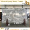 De mármol blanco/gris para Azulejos y pavimentos/escaleras