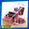 Cuadro de visualización de barra de labios de acrílico, lápiz de labios cuadro colección