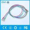 кабель от 3.5mm до 3.5mm эластичный тональнозвуковой
