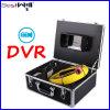 7 デジタルLCDスクリーンが付いている23mmの下水管の点検カメラCr110-7D1及び20mから100mのガラス繊維ケーブルが付いているDVRのビデオ録画を防水しなさい
