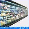 Volum grande bebidas/refrigerador de la lechería de 0-8 grados/del supermercado de Chesse
