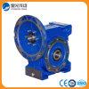 Caja de engranajes de aluminio del gusano ISO9001 mecanismo impulsor RV105 del engranaje de 90 grados
