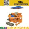 Qmy6-25 Beweegbaar Concreet Blok die Machine in Yemen maken