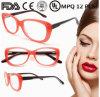 Frames óticos das mulheres por atacado do Eyeglass de Eyewear da forma