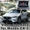 Interfaccia Android del sistema di percorso dell'automobile video per Mazda Cx-3