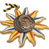 L'alta qualità progetta la medaglia per il cliente di sport del metallo per il ricordo