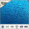 De blauwe Tien Jaar waarborgt het In reliëf gemaakte Blad van 2.7mm Polycarbonaat voor Dakwerk