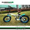 Antideslizante Fat Tire Bicicleta eléctrica con motor trasero 8FUN