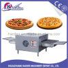 Anuncio publicitario horno eléctrico de la pizza de la correa eslabonada de la pizza de 18 pulgadas con el túnel