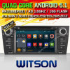 Carro DVD do Android 5.1 de Witson para BMW 3 séries (W2-F9757B)