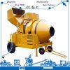 Fournisseur diesel de mélangeur de colle du Portable Jzr350 de mélange mobile concret de brouette en Chine
