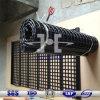 Steel-Cored malla de alambre recubierto de poliuretano para máquinas de cribado de vibración