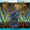 La fase mobile DJ della testa DMX della lavata del punto del fascio di alta qualità 10r 280W si illumina