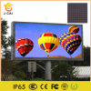 Outdoor P12 Haute luminosité High Refresh Rate LED Display Board