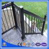 Cour clôture en alliage d'aluminium Matériau 6063 T5