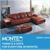 Sala de estar, sofá de canto, Mobiliário doméstico, Sofá Design Definido