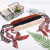 Corée Sweet Style foulards de fourrure de renard réel ruban Col de Fourrure de renard Bow Tie