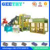 Machine concrète hydraulique automatique de générateur de brique de bloc de la colle Qt8-15