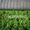 Hierba artificial material del golf del PE de calidad superior de Sunwing