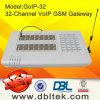 변하기 쉬워 최신 판매 DBL 32 포트 VoIP GSM 게이트웨이 GoIP32 지원 IMEI