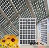 BIPV Panel Solar para la construcción de jardín (SNM-M190(72)